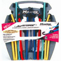 Master Lock Bungee Cord, Twin Lead, Assortment, 10/pk 03-0786 3043DAT