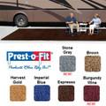 Prest-o-Fit Patio Rug, 6'x15', Espresso 01-3042 2-1150 14-9116