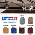Prest-o-Fit Patio Rug, 8'x20', Espresso 01-3083 2-1170 14-9119