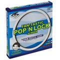 Fan-Tastic Vent Pop N Lock Screen, Off-White, 2/pk 22-0211 K-2035-80 31-2155