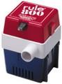 Rule Rule Bilge Pump Sq. 800gph 20f
