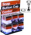 Handiman Snap Button Cap, White #6x8 610011