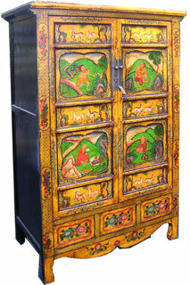 22 inch wide Imperial wedding cabinet