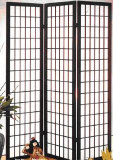 Grid, Black frame
