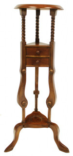 Chippendale Plant Stand