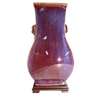 Ox Blood Vase