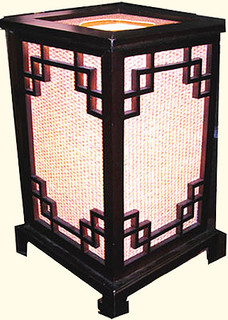 Bali Table Lamp
