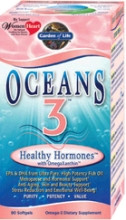 Healthy Hormones Oceans 3  90 Softgels