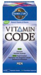 Multivitamin Mens Vitamin Code 120 Caps