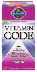 Multivitamin Womens Vitamin Code 240 Caps