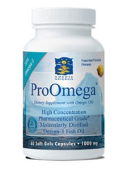ProOmega 60 soft gels 1000 mg each