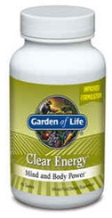 Clear Energy Mind & Muscle Support 60 caps
