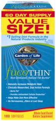 FucoThin Weight Loss Formula 180 Softgels