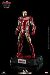 King Arts 1/9 Diecast Figure Series DFS009 Iron Man Mark 43 Action Figure