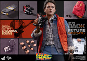 Hot Toys – MMS257 – Back to the Future: 1/6th scale Marty McFly Collectible Figure Special Edition