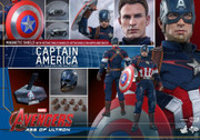 Hot Toys – MMS281 – Avengers: Age of Ultron: 1/6th scale Captain America Collectible Figure