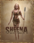 Phicen PL2014-50 Sheena 1:6th scale action doll