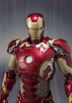 Bandai S.H.Figuarts Avengers AOU Iron Man Mark 43 Actoin Fgiure