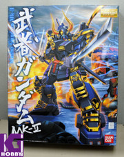Bandai MG Master Grade Musha Gundam Warrior MK-II 1/100 model