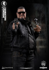 DAMTOYS GK002MX 1/6 Gangsters Kingdom Memory article Fat man action figure