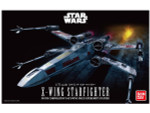 Bandai Star Wars X-Wing Starfighter 1/72 Scale Model Kit 914064
