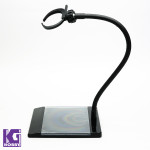 PLAY TOY 1/6 Scale Action Figure Metal Display Stand F005B-30CM