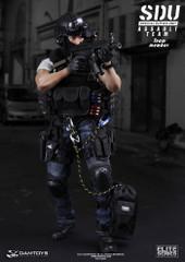 DAMTOYS 78026 1/6 SDU (Special Duties Unit) Assault Team Member Action Figure
