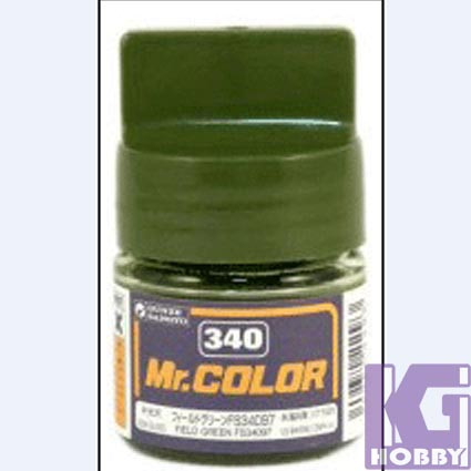 Mr Hobby Color  Paint C340