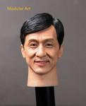 Modular Art 1/6 MA008 International Kung Fu Star Jackie Chan Head Sculpt
