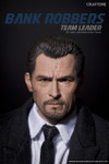 CRAFTONE 1/6 Bank Robbers - Team Leader Action figure-Premium Ver