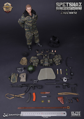 DAMTOYS 78028 1/6 SPETSNAZ MVD OSN VITYAZ IN CHECHNYA ACTION FIGURE