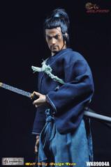 WOLFKING WK89004A Miyamoto Takehide Musashi 宫本武藏 1/6 action figure