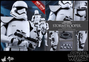 Hot Toys Exclusive -THE FORCE AWAKENS FIRST ORDER STORMTROOPER SQUAD LEADER 1/6TH SCALE COLLECTIBLE FIGURE