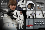 Hot Toys Exclusive -STAR WARS: EPISODE IV A NEW HOPE LUKE SKYWALKER (STORMTROOPER DISGUISE VERSION) 1/6TH SCALE COLLECTIBLE FIGURE