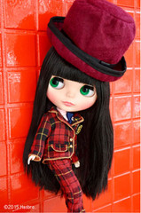 """Takara CWC 12"""" Neo Blythe Doll Check it Out"""