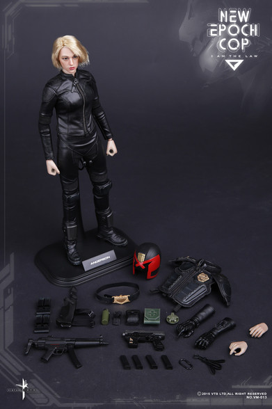VTS Toys VM-013 NEW EPOCH COP 1/6th scale action figure