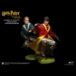 Star Ace Toys SA0017 Harry Potter & Draco Malfoy (Quidditch Twin Pack) 1/6 Action Figure