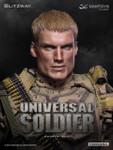 Damtoys x Blitzway 1/6 UNIVERSAL SOLDIER - Andrew Scott DMS001 1/6 Action figure