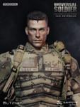 Damtoys x Blitzway 1/6 UNIVERSAL SOLDIER - Luc Deveraux DMS002 1/6 Action figure