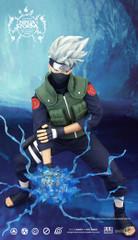INFLAMES x R.E.D. MARK Naruto NINJA STORM Kakashi Hatake 1/6 figure
