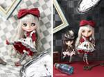 "Takara CWC 12"" Neo Blythe Doll Dark Rabbit Hole"