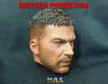 Brother Production Custom 1/6 Scale Head Sculpt-Max Rockatansky MAD MAX TOM HARDY