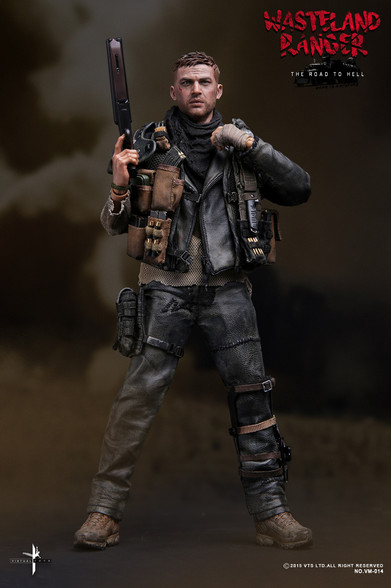 VTS Toys VM-014 WASTELAND RANGER 1/6 Mad Max: Fury Road Tom Hardy action figur