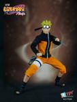 Uzumaki Naruto 1/6th Scale Figure