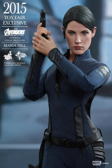 Hot Toys MMS305 Exclusive Toy Fair 2015 Avengers 2 Age of Ultron AOU 1/6 Maria Hill Action Figure