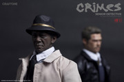 CRAFTONE Seven Crime-Senior Detective CT009 1/6 Action Figure