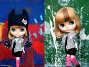 "Takara CWC 12"" Neo Blythe Doll Pickle Winkle"