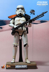HOT TOYS MMS295 STAR WARS: EPISODE IV A NEW HOPE SANDTROOPER 1/6TH SCALE COLLECTIBLE FIGURE