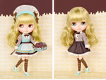 "Takara CWC 12"" Neo Blythe Doll Min Tea Minty Magic"