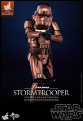 Hot Toys MMS330 – Star Wars: 1/6th scale Stormtrooper (Copper Chrome Version) Collectible Figure [Asia Exclusive]